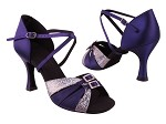 S92307 BF27 Black Scale_BD71 Purple Satin