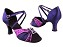 S92307 BH2 Purple Sparkle_BD71 Purple Satin