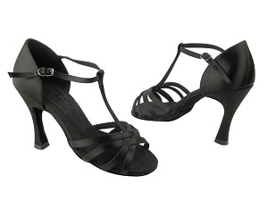 S9235 BD12 Black Satin
