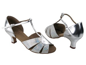 S9238 BF28 Silver Scale & BA32 Silver Leather