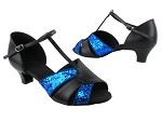 S9238 BH4 Blue Sparkle_BB1 Black Leather_MS