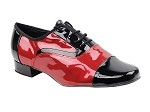 916102 Black Patent_F_B_131 Red Patent_M