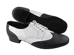 PP301 BC18 Black Light Leather & BC3 White Light Leather