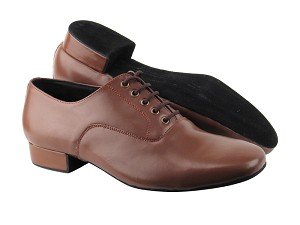 S305 BB25 Dark Tan Leather