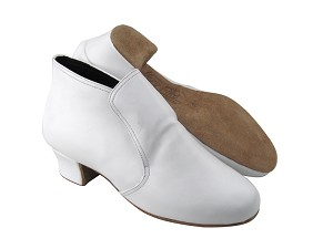 S407 White leather