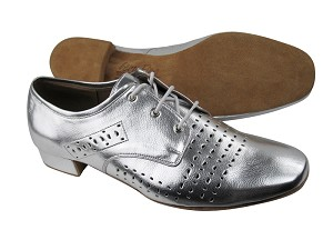 ST38 BA32 Silver Leather