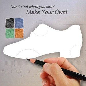 Make Your Own Shoes (Men's Shoes)