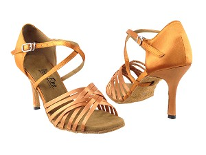 2784LEDSS Dark Tan Satin