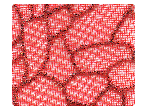 198 Red Mesh