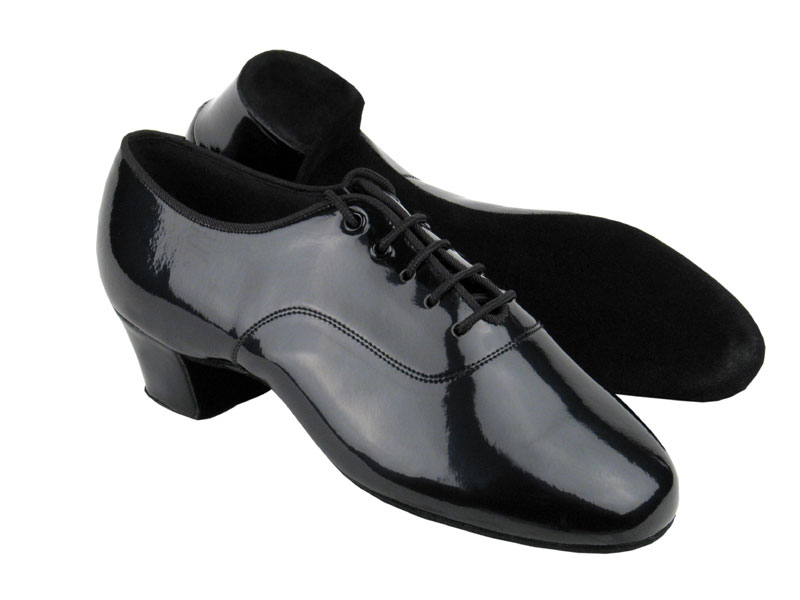 C2301 Black Patent  with 1.5