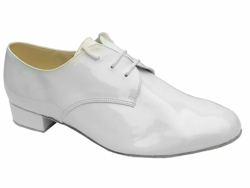 916103 White Patent with 1