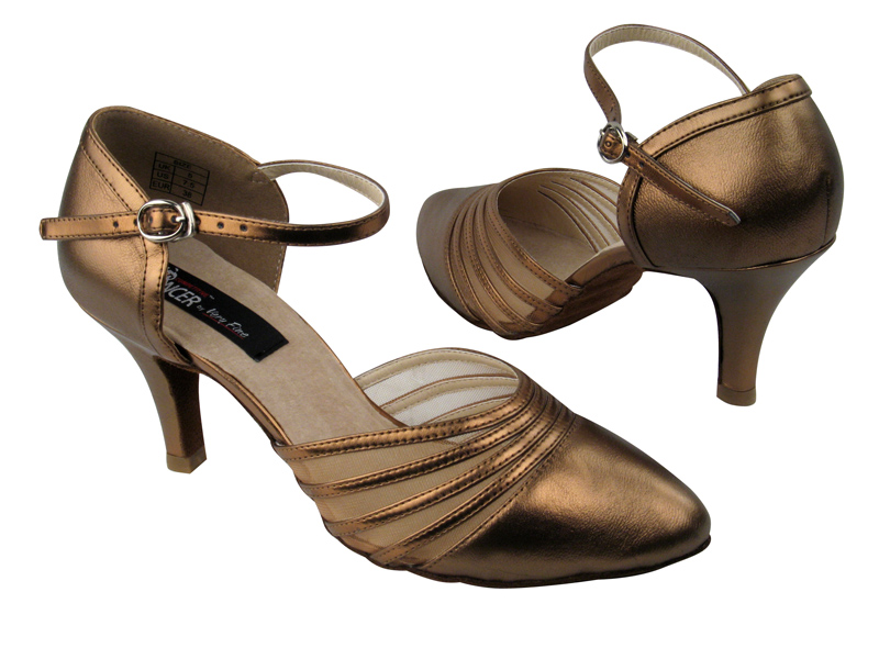 CD6033 Copper Nude Leather with 2.75