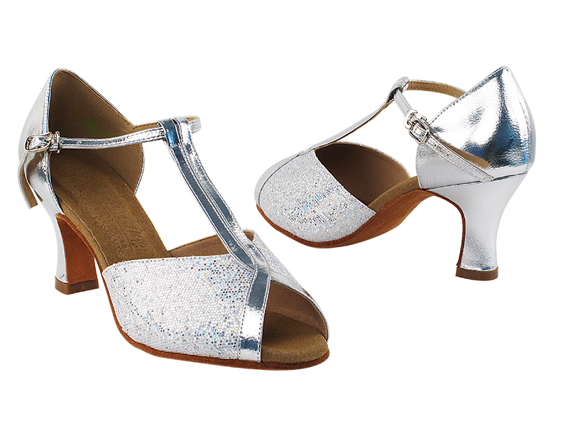 S2804 Silver Scale & Silver Leather with 2.5