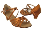 S9216 Copper Tan Satin 1_2 inch