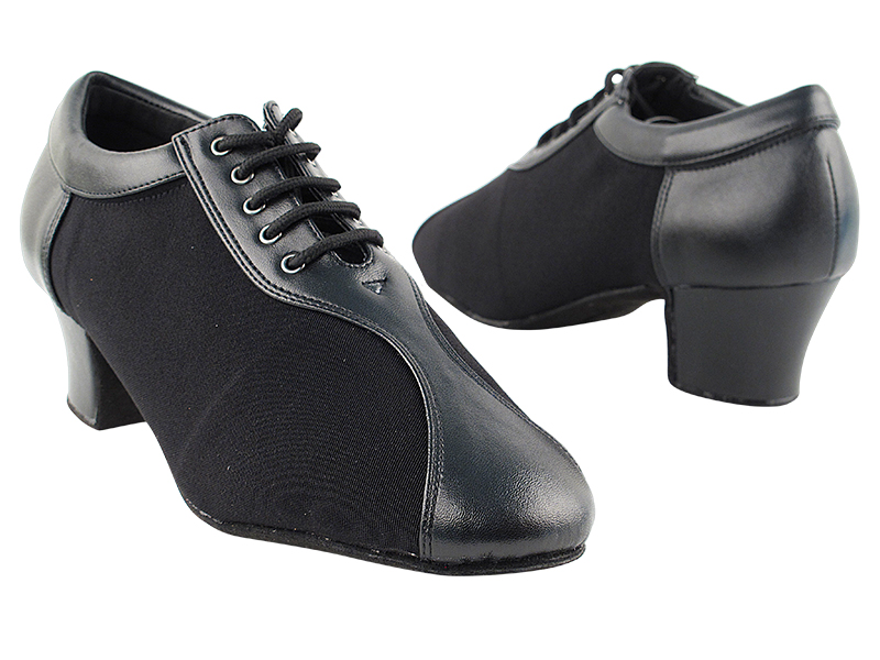 S9T56 Black Leather_Oxford Leather with 1.6