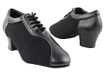 S9T56 Black Leather_Oxford