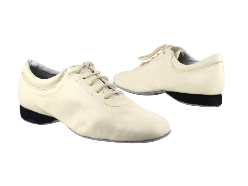 2601 Creamy White Leather