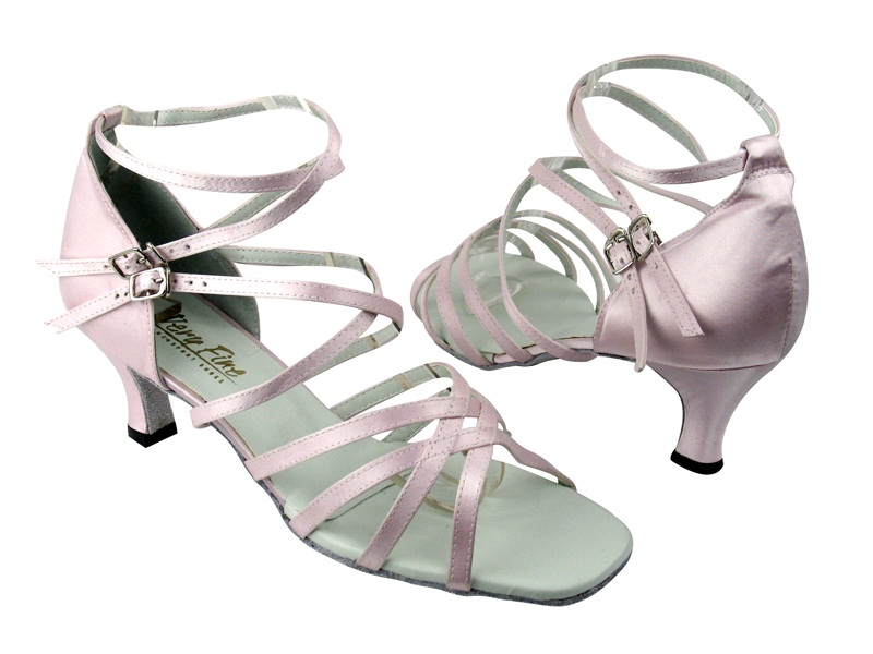 5008 233 Light Pink Satin