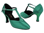 9627LEDSS 75 Green Satin