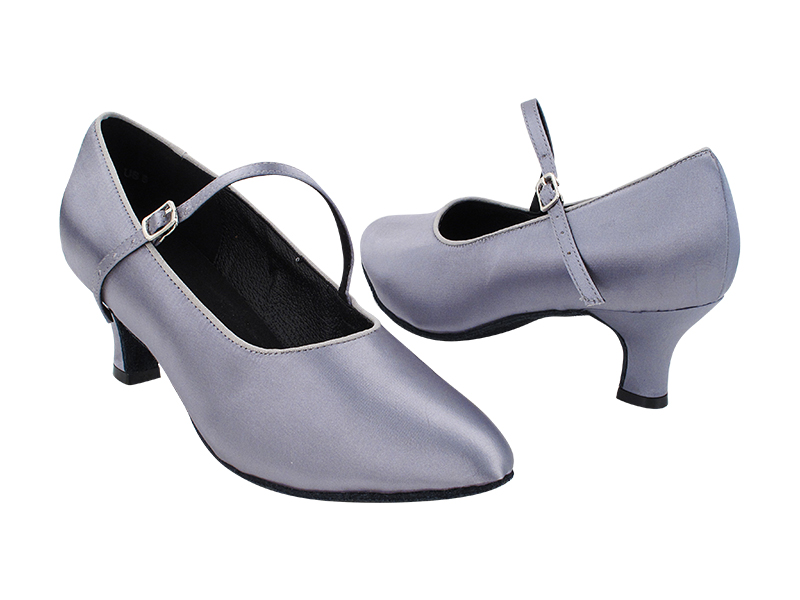 S9137 180 Grey Satin with 2