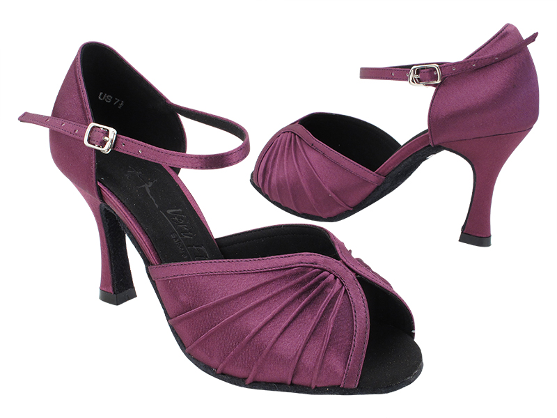 SERA3830 119 Purple Satin