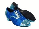 916102 188 Light Blue Sparkle_F_B_234 Blue Stardust_M_Latin Heel