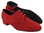 916103 284 Red Suede