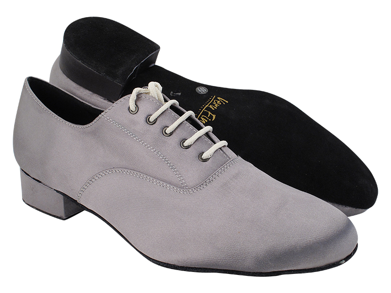 919101 Grey Satin with 1
