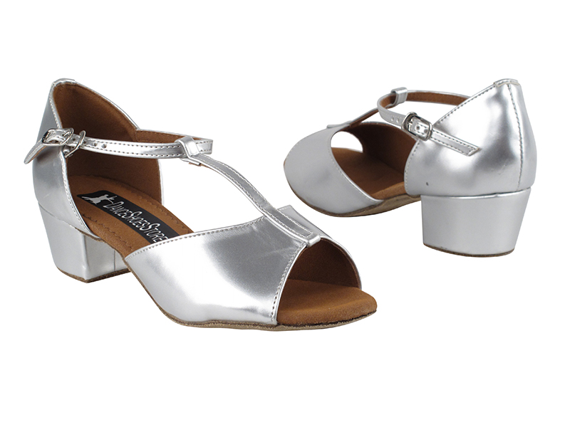 MZXL3101 Silver with 1.5 heel in the photo