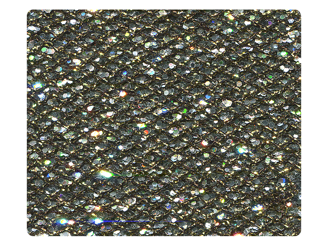 101 Sparklenet Fabric Swatch