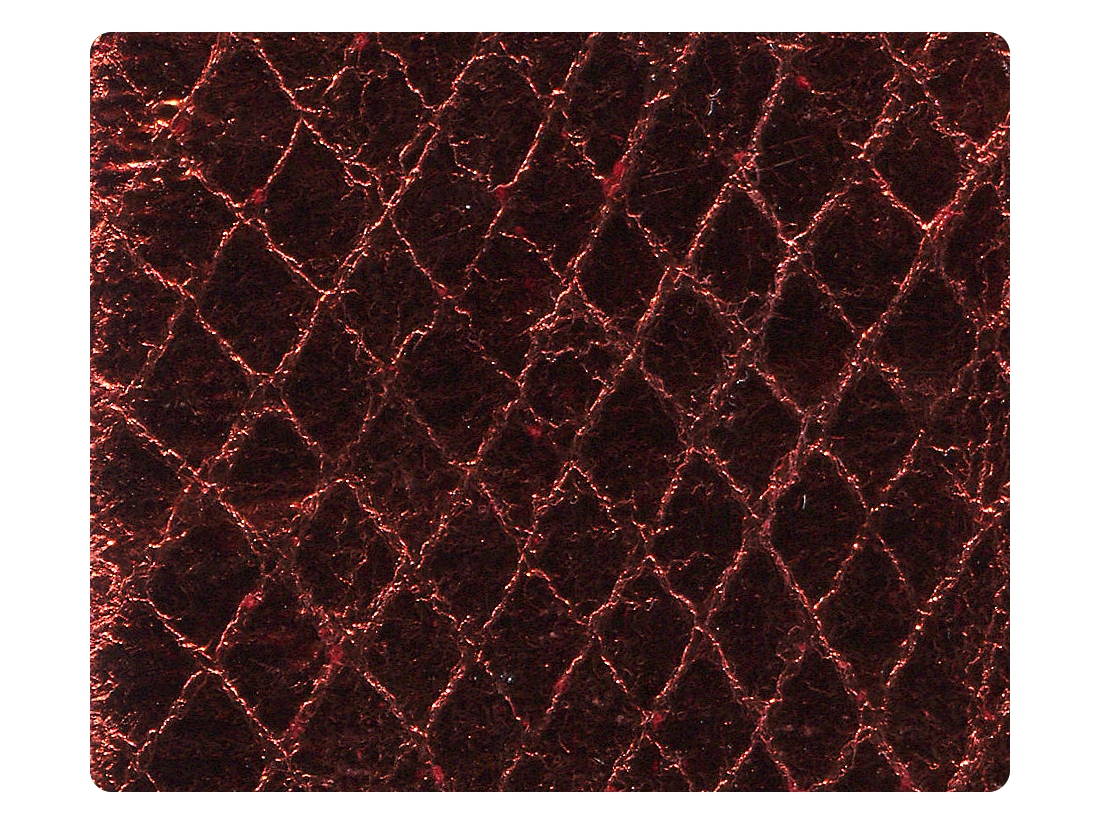 225 Snake Red Fabric Swatch