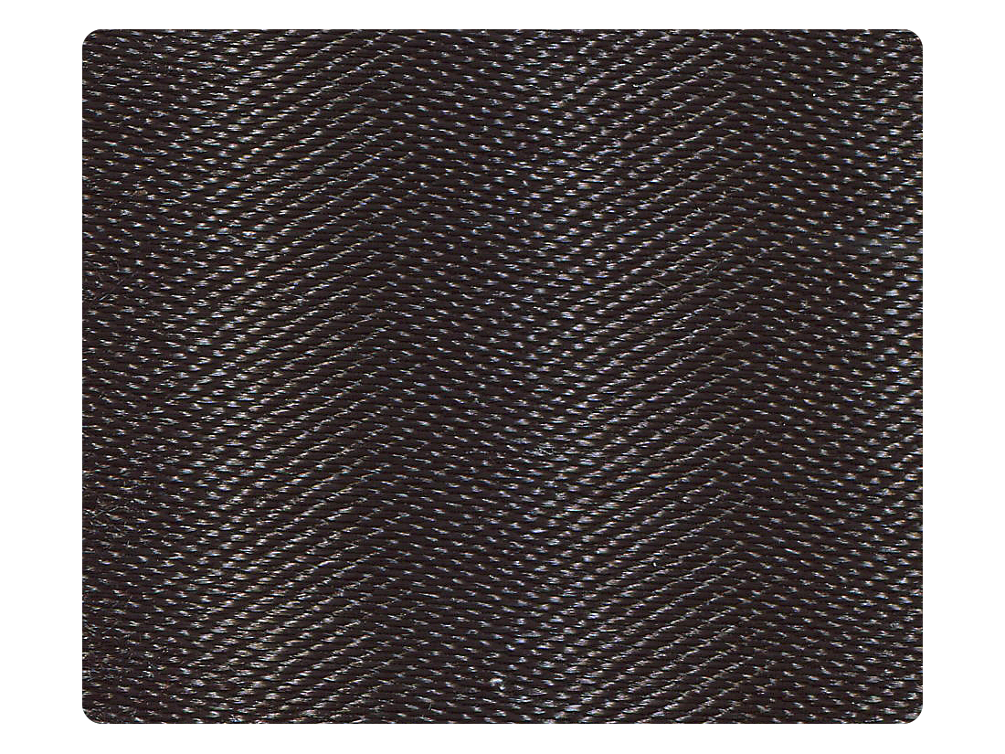 232 Black Satin Fabric Swatch