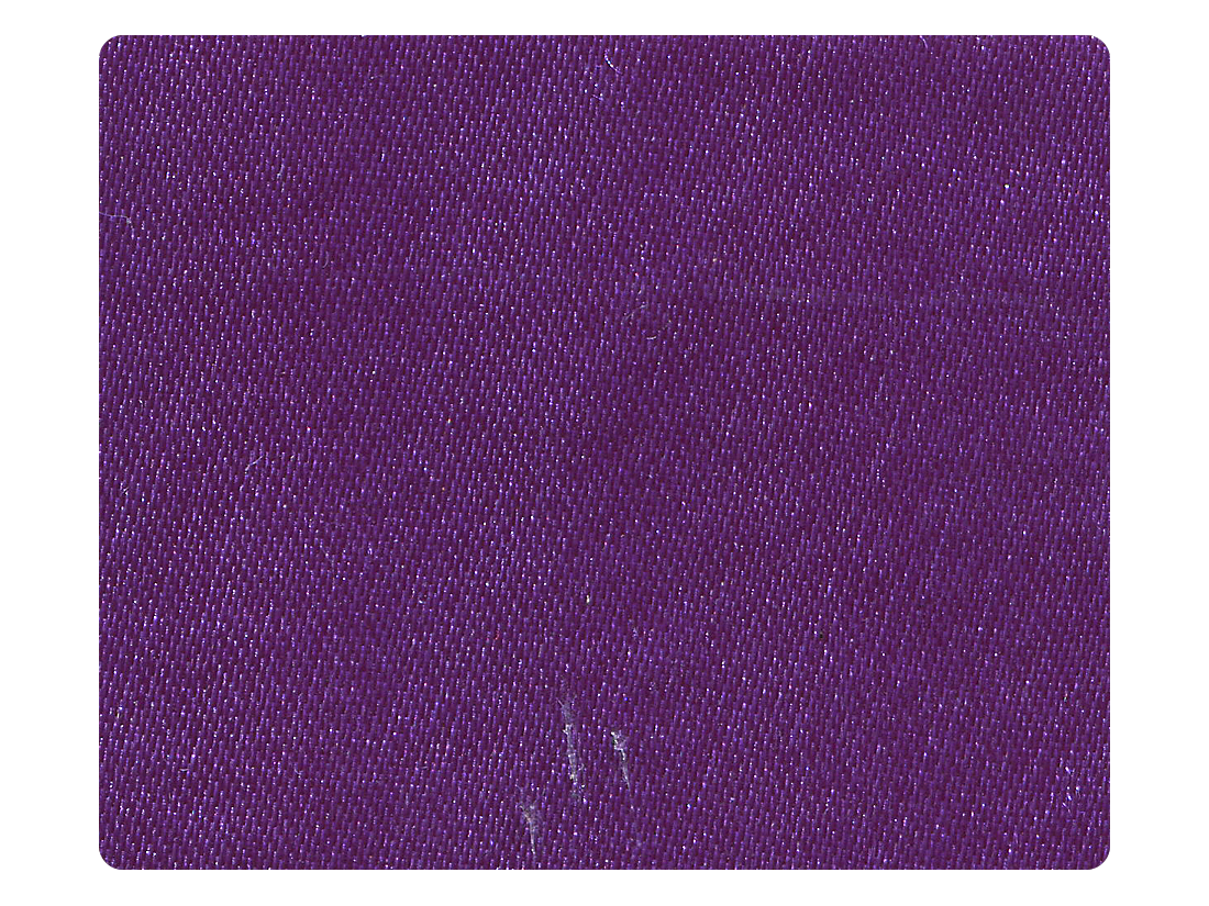 245 Violet Satin Fabric Swatch