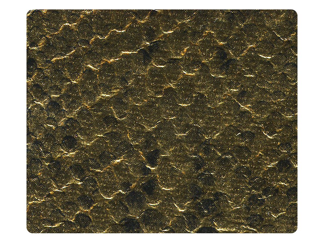 251 Gold Snake Fabric Swatch