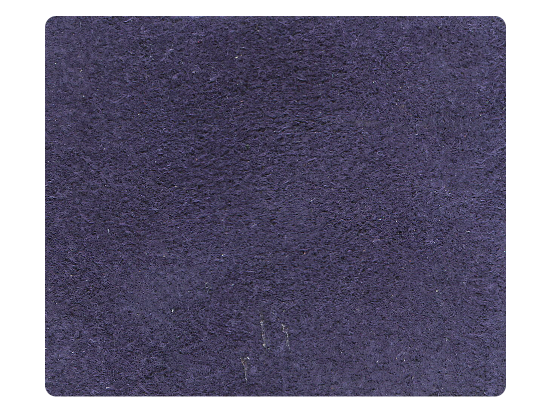 281 Purple Suede Fabric Swatch