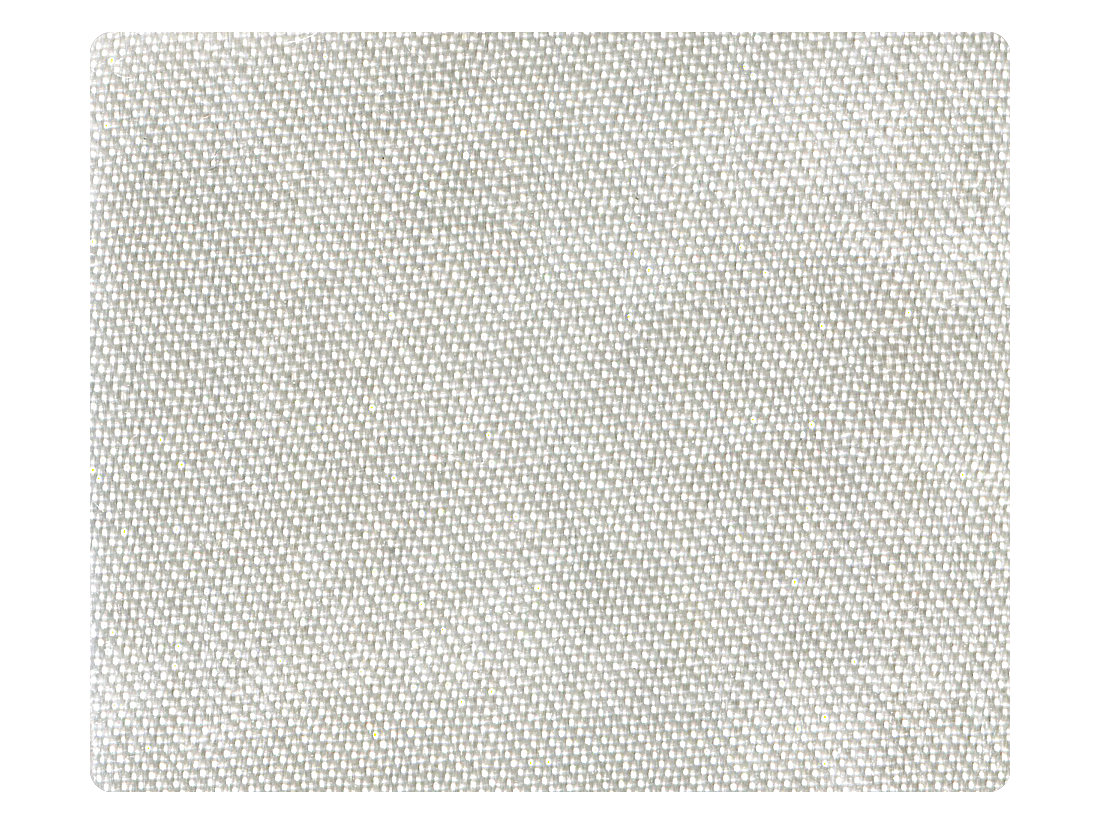 34 White Satin Fabric Swatch