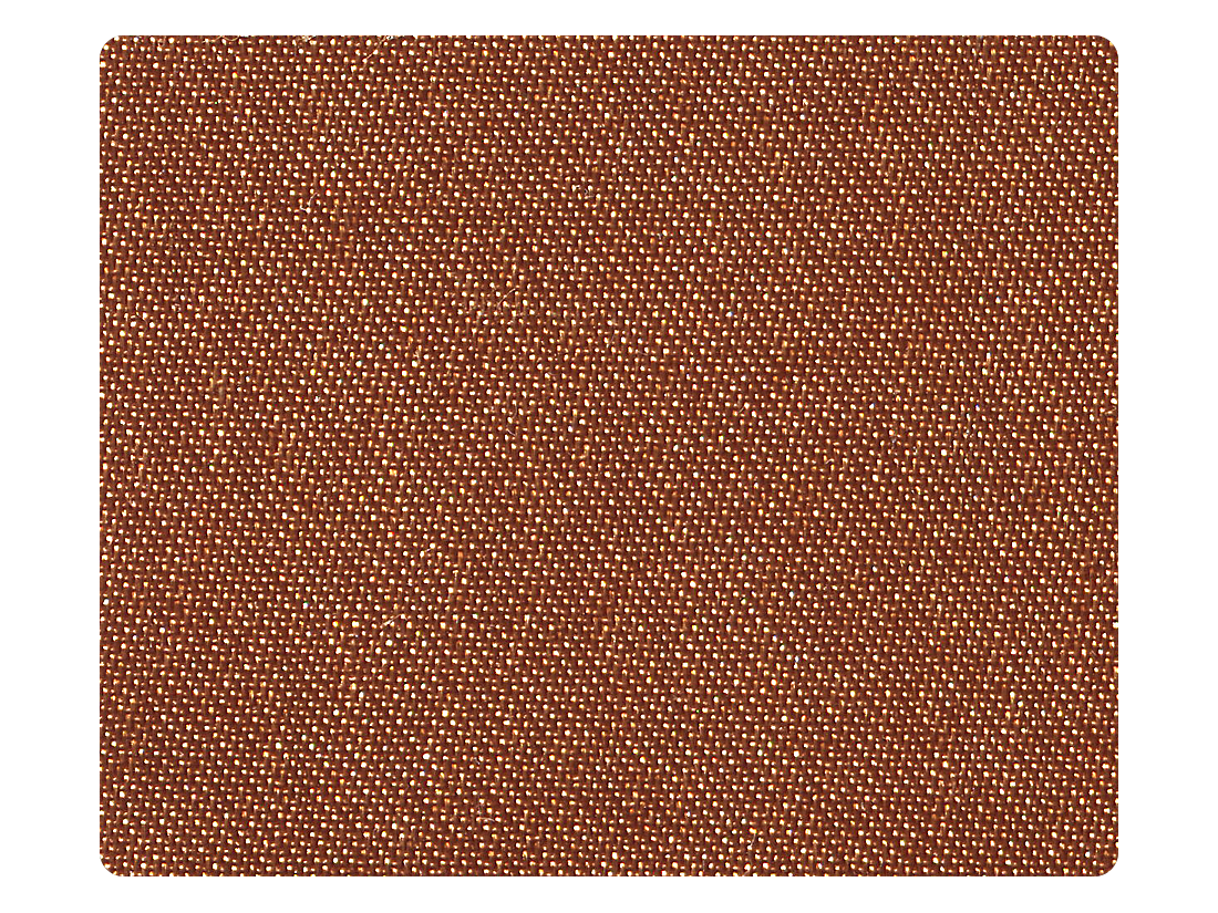 81 Brown Satin Fabric Swatch