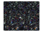 147 Black_Silver Illusion Sparkle