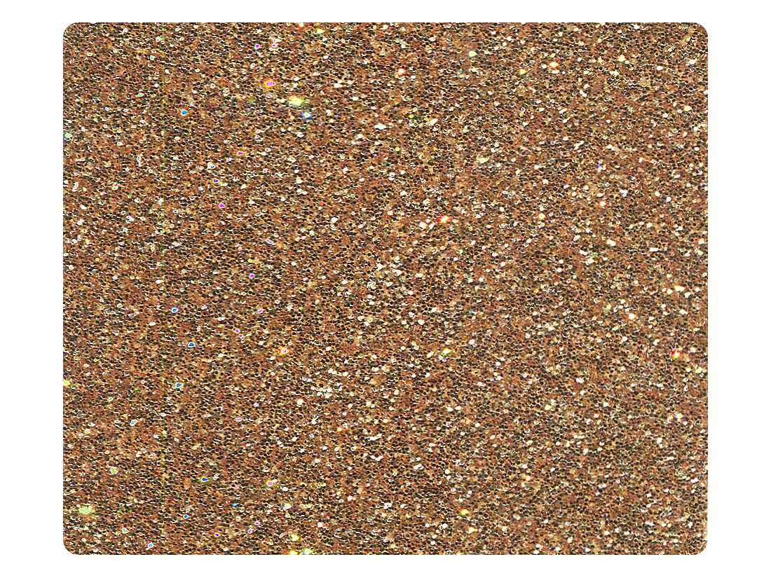 01 Gold Stardust Fabric Swatch