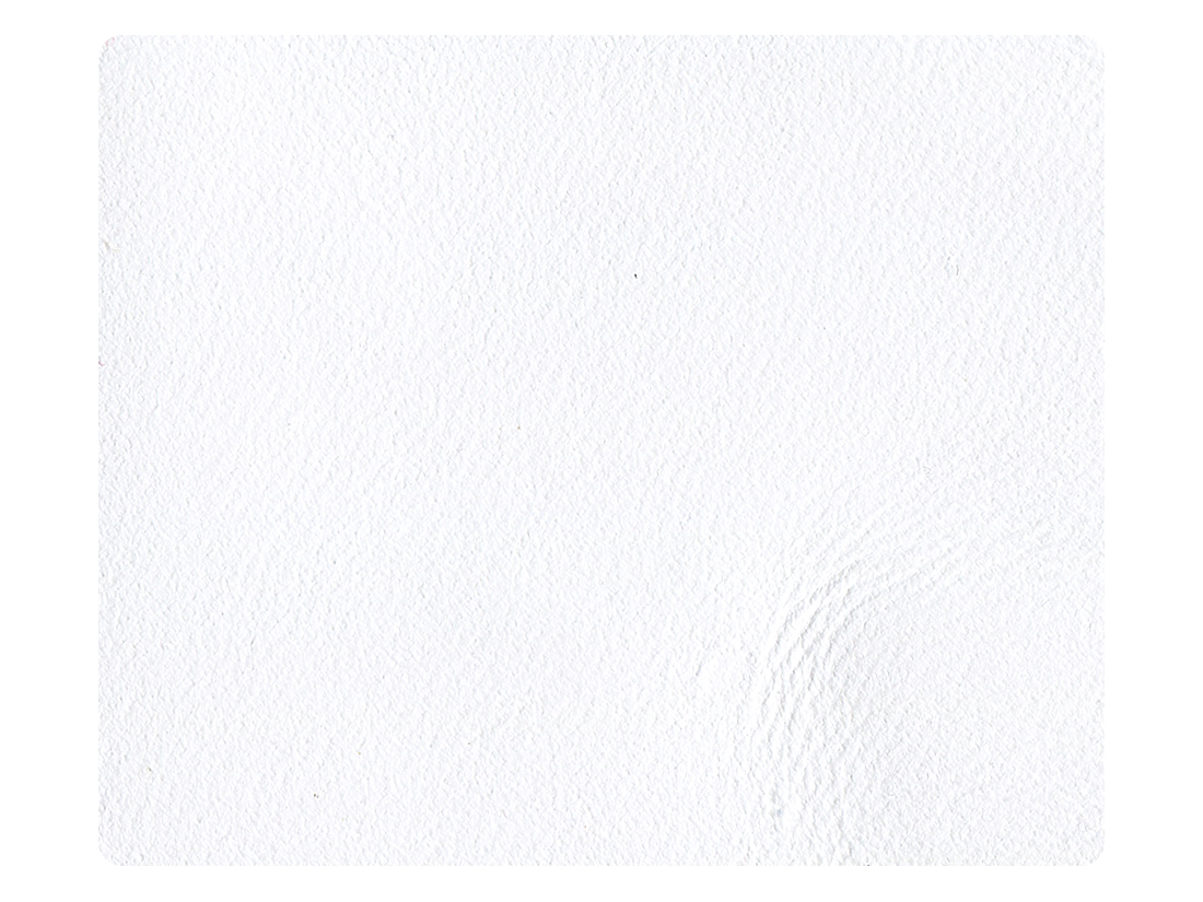 137 White Leather Fabric Swatch