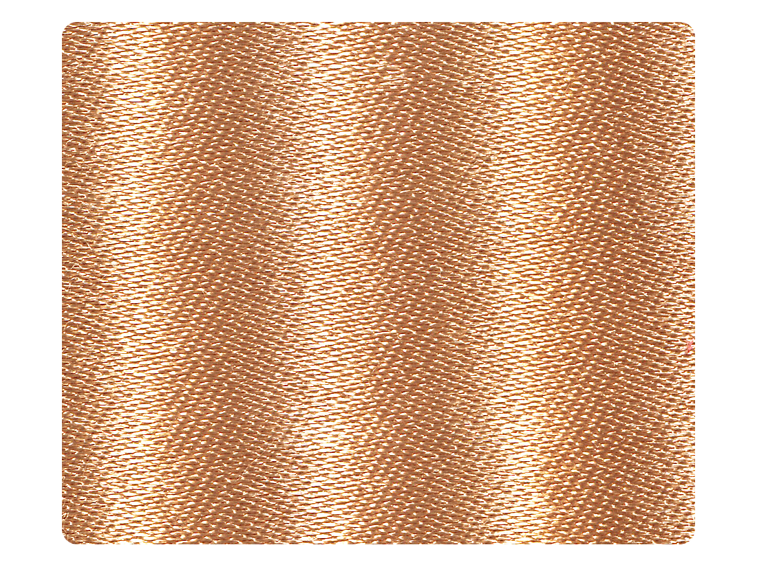 211 Tan Satin (Dyeable) Fabric Swatch