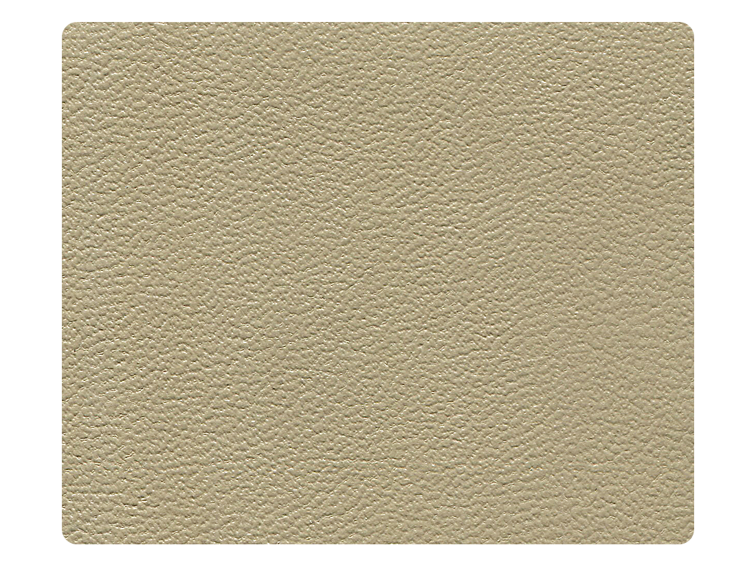 219 Beige Leather (Microfiber) Fabric Swatch