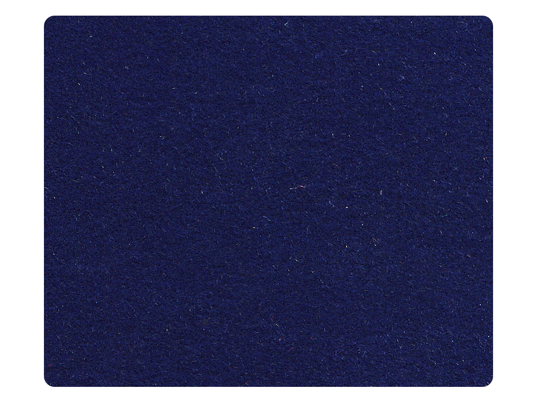 252 Blue Velvet Fabric Swatch