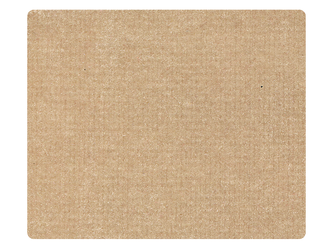 253 Light Tan Velvet Fabric Swatch
