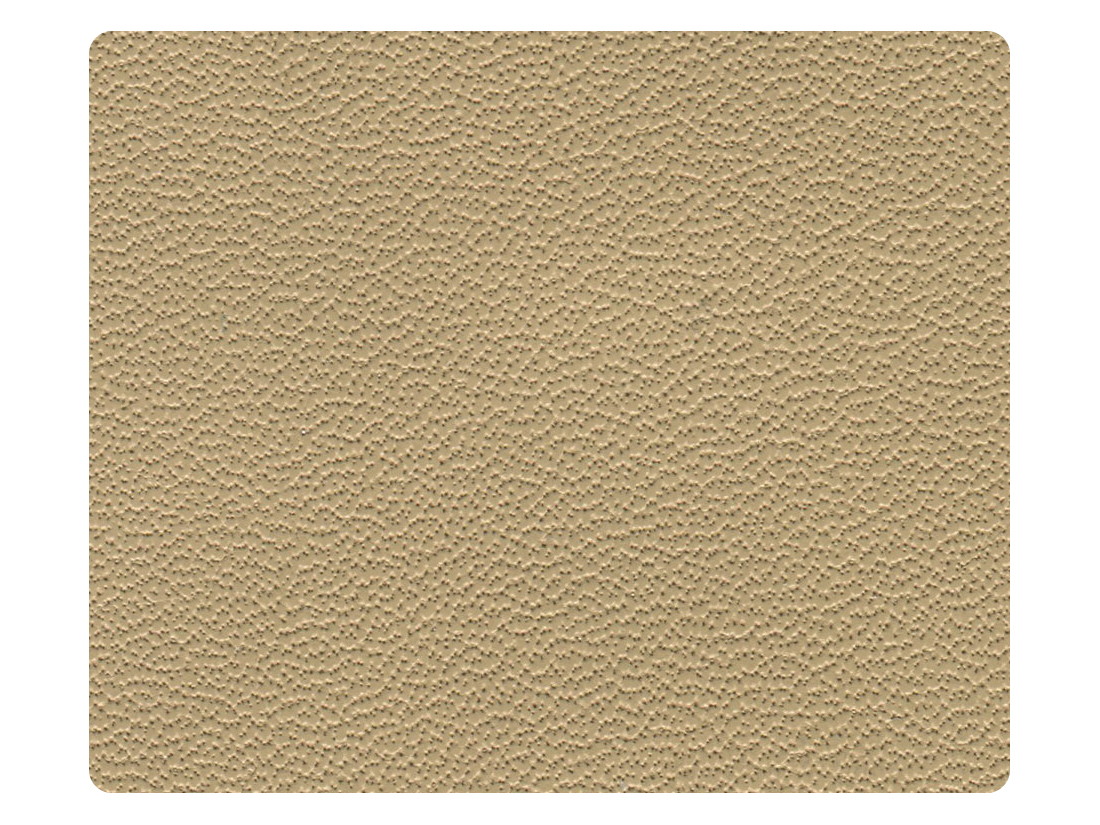 284 Tan Leaher Fabric Swatch