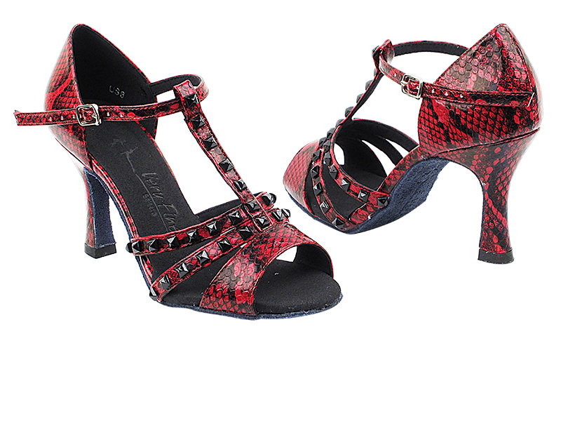 SERA7012 Red Snake with 3