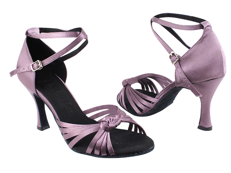 SERA3780 Lavender Satin with 3