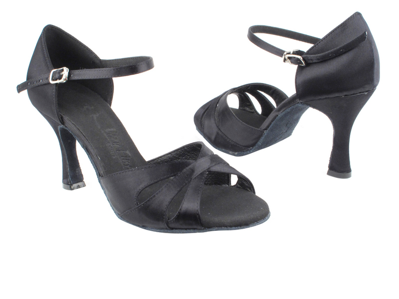SERA3840 Black Satin with 3