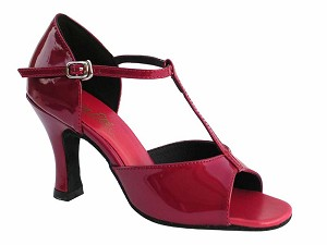 1609 Red Patent