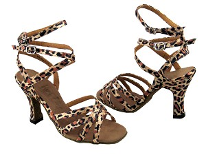"5009 Leopard with 3"" Heel in the photo"